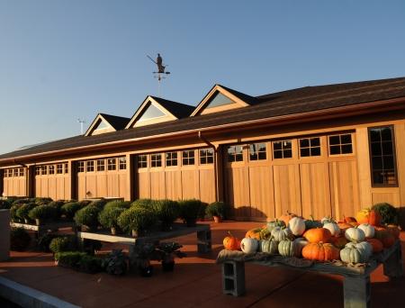 Farm exterior
