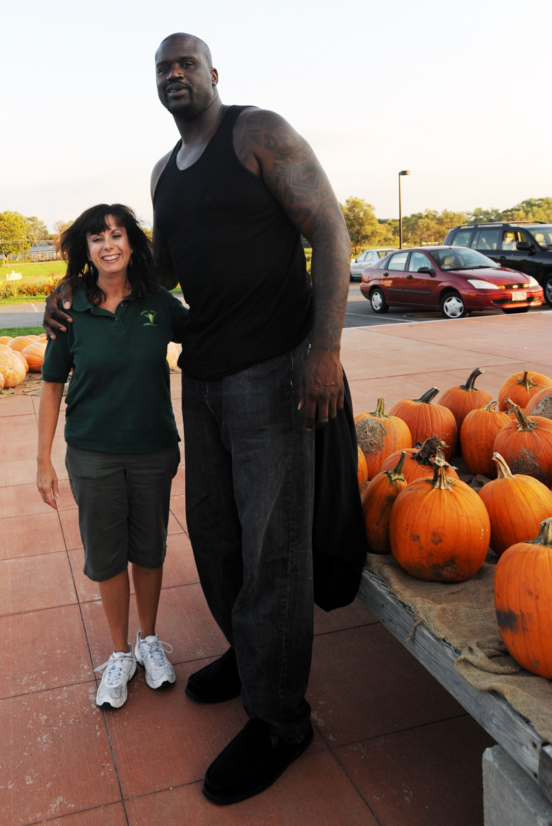 A Visit From Shaq